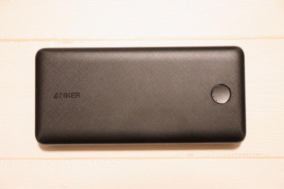 Anker PowerCore Essential 20000 PDは、iPhone11・iPhone11 proを4回以上充電できる大容量モバイルバッテリー