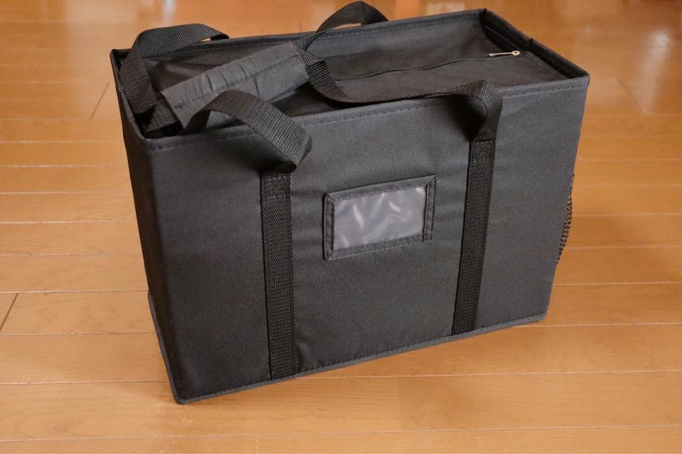 コミケにおすすめなのが、カウネットのコミケ用ミーティングバッグ。