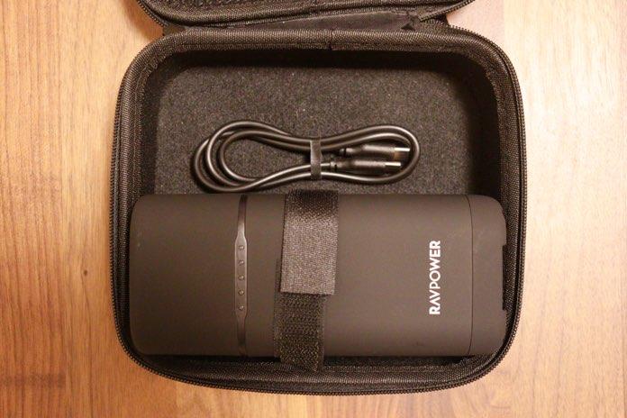 RP-PB054proのケースは広々と使える